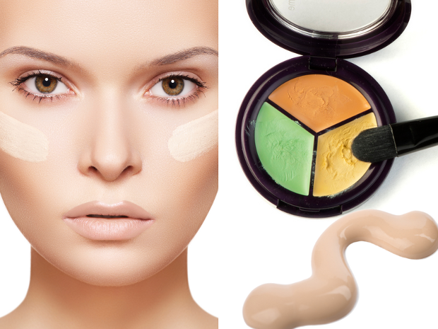 Concealer Tips - Hiding Pimples, Dark Circles