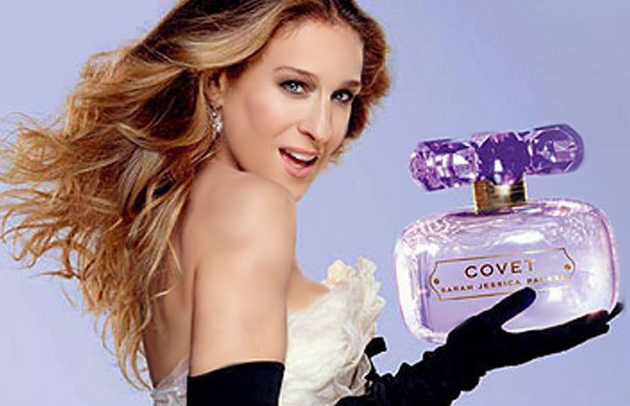 Covet Pure Bloom Perfume by Sarah Jessica Parker