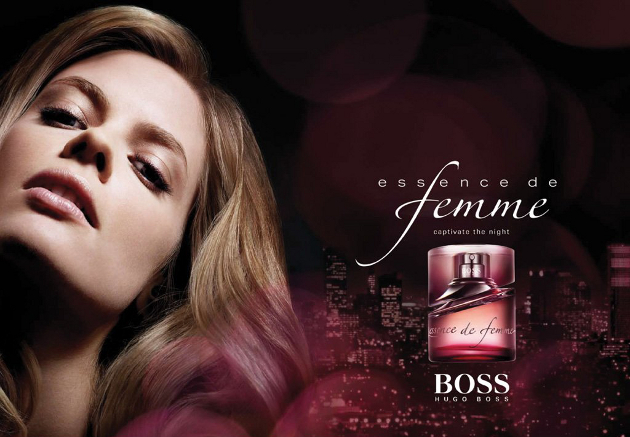 Essence de Femme Perfume by Hugo Boss