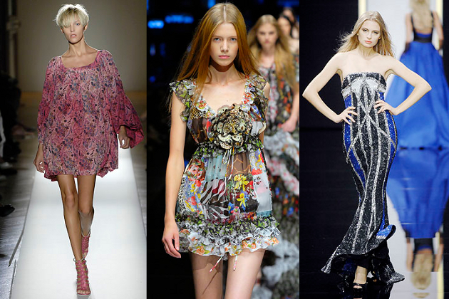 Fashion Trends for Spring 2008 Part 1