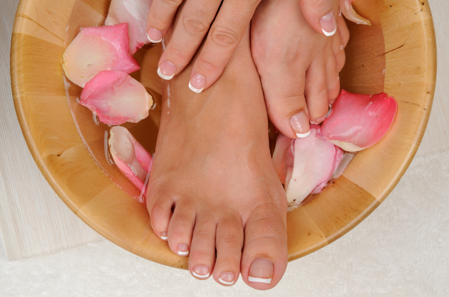 Home Spa Pedicure Soak