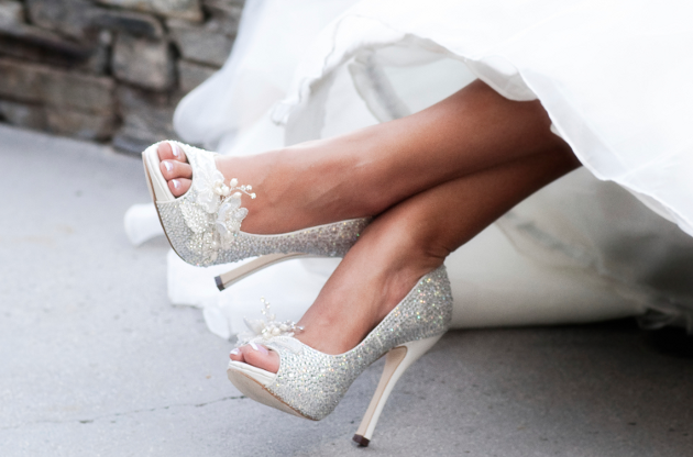 How to Find the Perfect Bridal Shoes