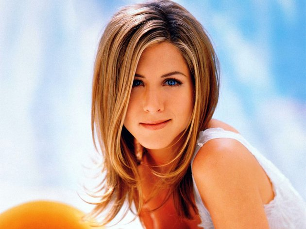 Jennifer Aniston Sedu Hairstyles
