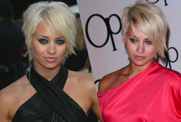 Kimberly Wyatt's New Short Hairstyle