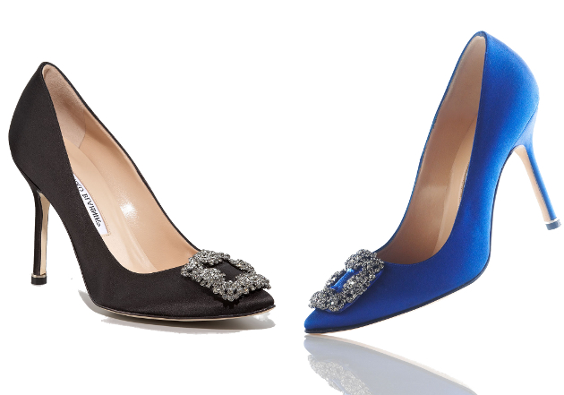 Manolo Blahnik Designer Shoes