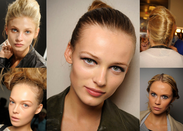 Spring 2009 Hairstyle Updo Trends