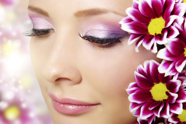 Spring Makeup - Step By Step