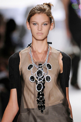 Statement Necklace 2009
