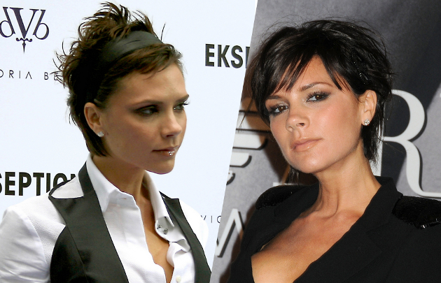 Victoria Beckham's New Short Pixie Hairstyle