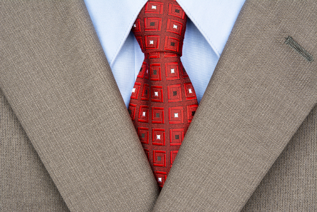 What Does Your Man's Tie Tell About His Personality?