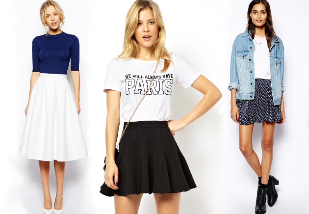 What's the Best Skirt for You This Summer
