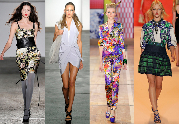 5 Fashion Trends to Wear for Summer 2009