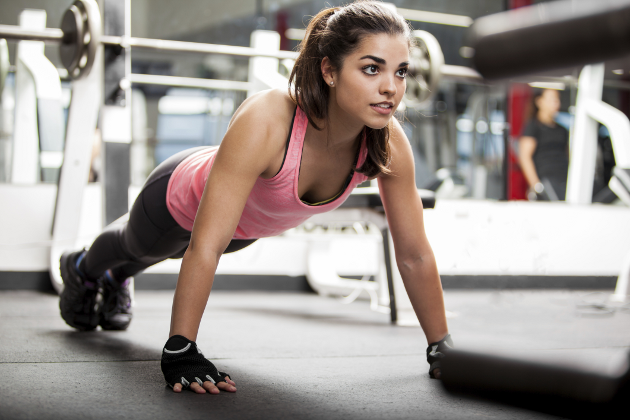 6 Common Workout Myths Busted