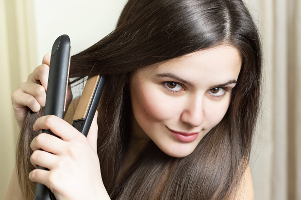 Hair Styling - Tips for Using the Flat Iron