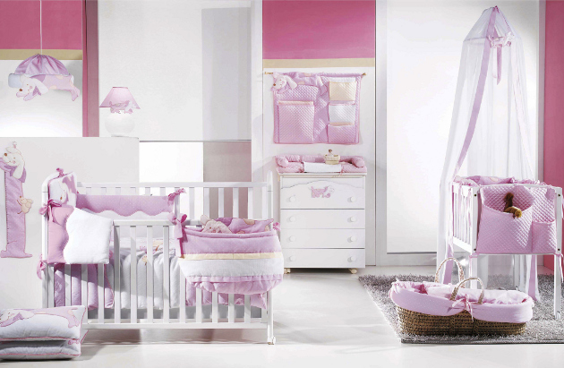 Tips for Organizing the Baby's Room