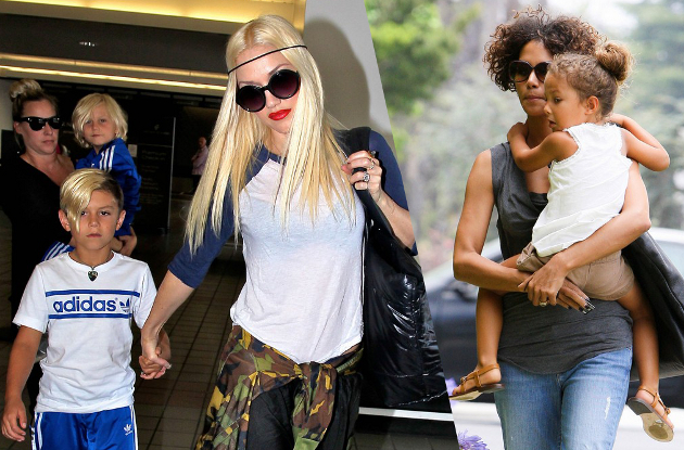 Baby Fashion - Celebrity Babies