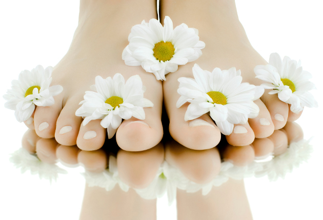 Foot Care - Get Rid of Smelly Feet