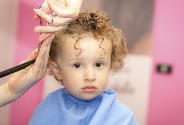 How to Cut Your Toddler's Hair