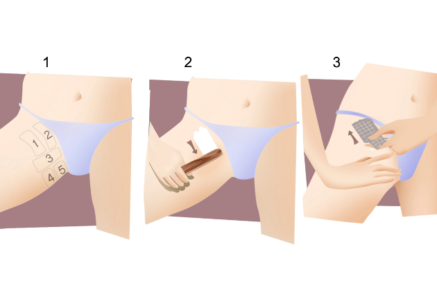 How To Wax Bikini 113