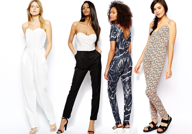 How to Wear Jumpsuits