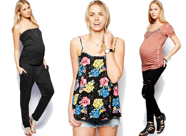 Mistakes in Maternity Fashion