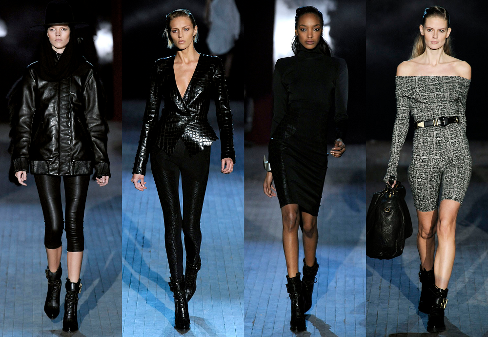 Check out the new 2009 fall fashion trends in Alexander Wang collection. Sneak a peak to the new 2009 2010 fall winter  fashion trends straight from the runway.
