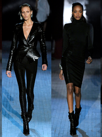 2009 Fall Fashion Trends Alexander Wang Collection