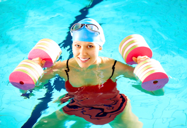Fun Ways to Exercise - Aqua Aerobics