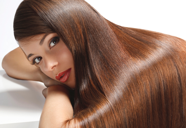 Get Healthy Shiny Hair