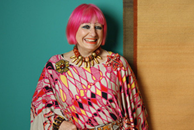 Strutt Couture and Zandra Rhodes for Spring 2010