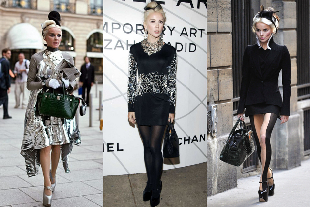 Fashion Icon Daphne Guinness