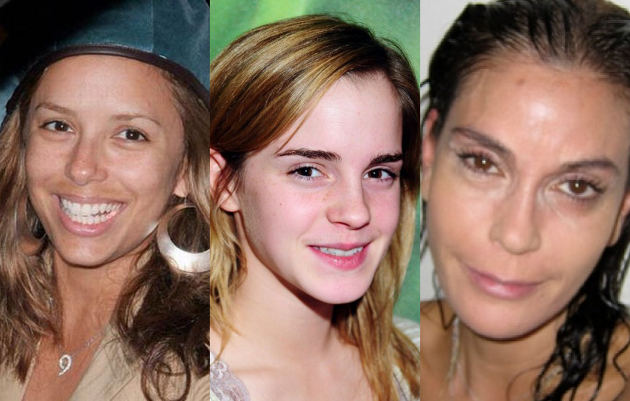 Fug or Fab - Celebrities Without Makeup