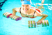 Get in Shape with Water Aerobics