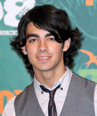 Joe Jonas Hair