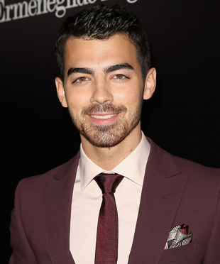 Joe Jonas Short Hair