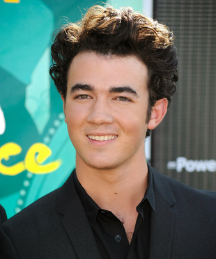 Kevin Jonas Hair