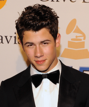 Nick Jonas Short Curly Hair