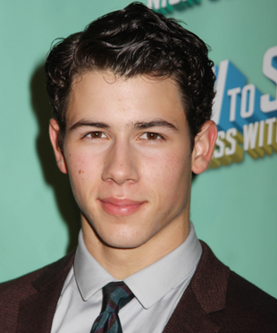 Nick Jonas Short Hair