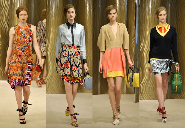 Prada 2010 Cruise Collection