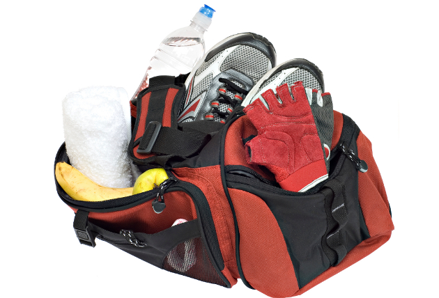 Stuff You Need in Your Gym Bag