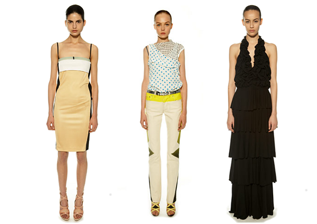 Summer Fashion Trends - Balenciaga Resort 2009