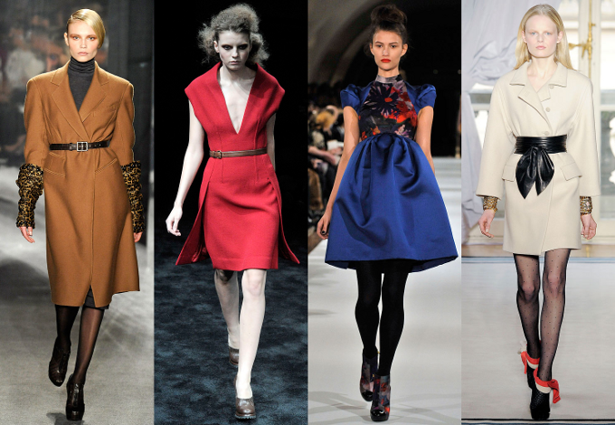 What to know what color trends you'll be wearing for fall/ winter 2009/10? Here are the 2009 Fall color trends!