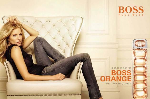 Boss Orange New Scent by Hugo Boss