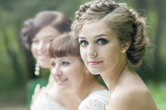 Bridesmaid Hairstyles Ideas and Hairdos