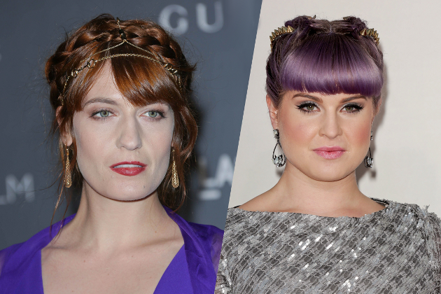 Celebrity Hairstyles with Headbands