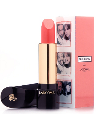 Chris Benz for Pout-a-Porter Lancome lipsticks