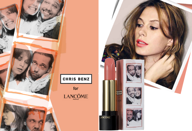 Chris Benz for Lancome Lipsticks