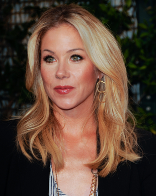 Christina Applegate Vegetarian