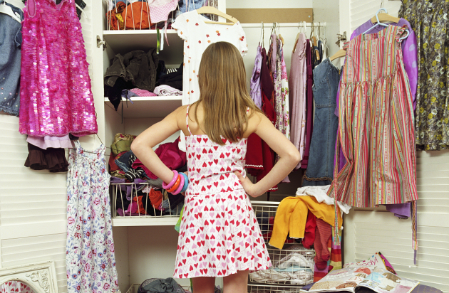 How to Keep Your Wardrobe Organized