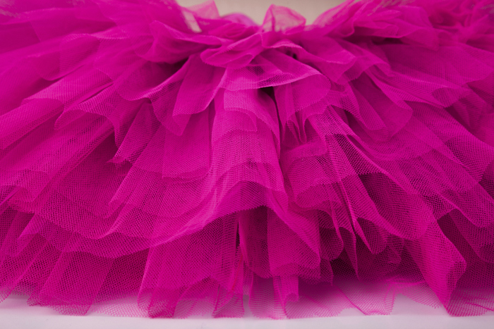 Let's see how to make no sew tutu! Use your creativity to become a little princess or a punk diva.